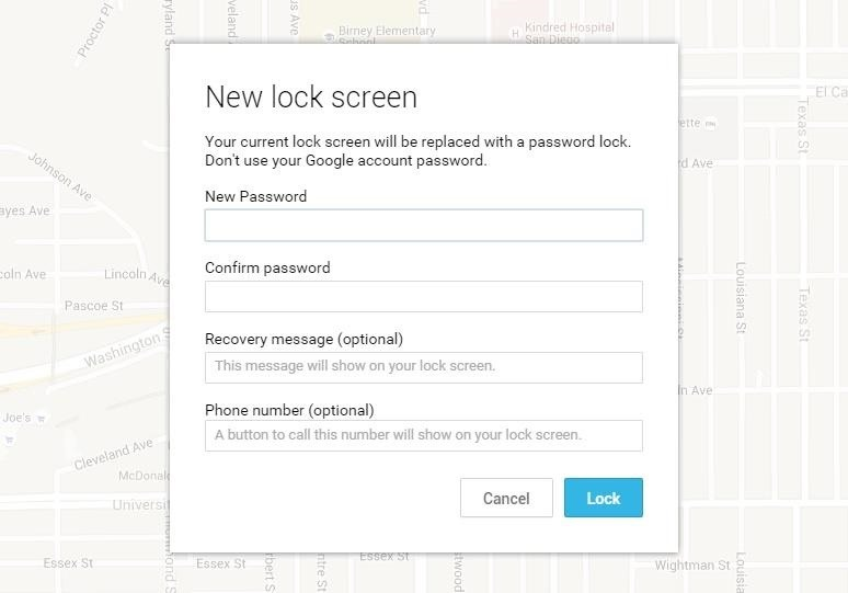 7 Ways to Bypass Android's Secured Lock Screen
