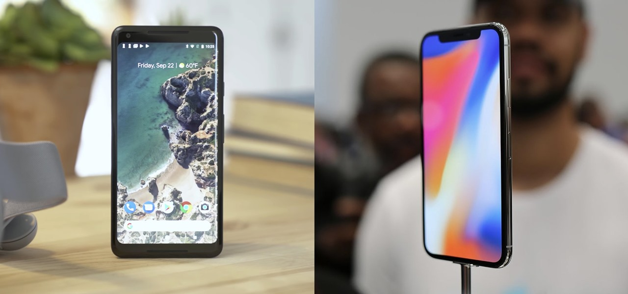 Comparing Apple & Google's True Flagship Phones