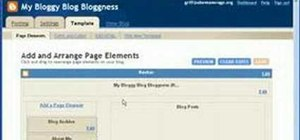 Create a blog in 5 minutes using Blogger