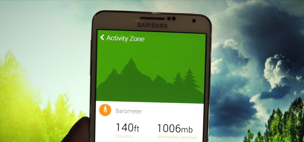 Get the Exclusive Activity Zone App from the Samsung Galaxy S5 Active on Your Note 3