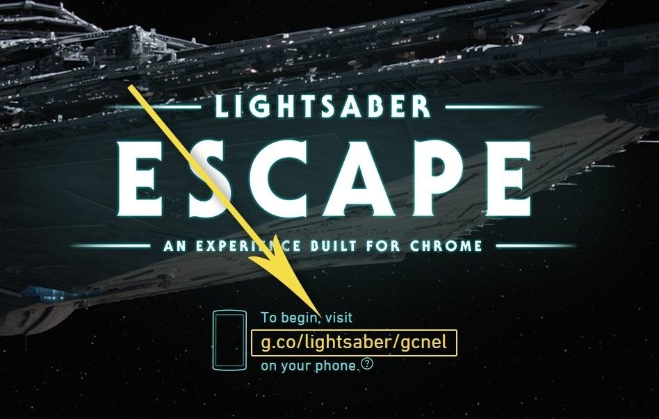 How to Turn Your Phone into a Lightsaber & Fight Stormtroopers