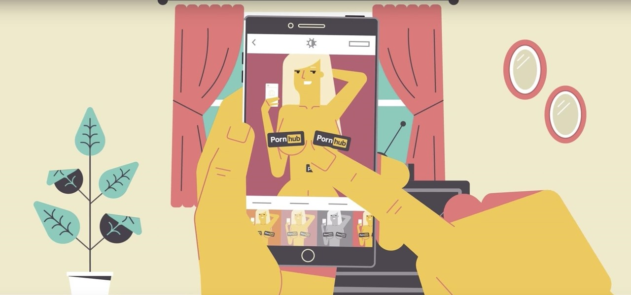 PornHub's New App Makes Your Junk Mainstream