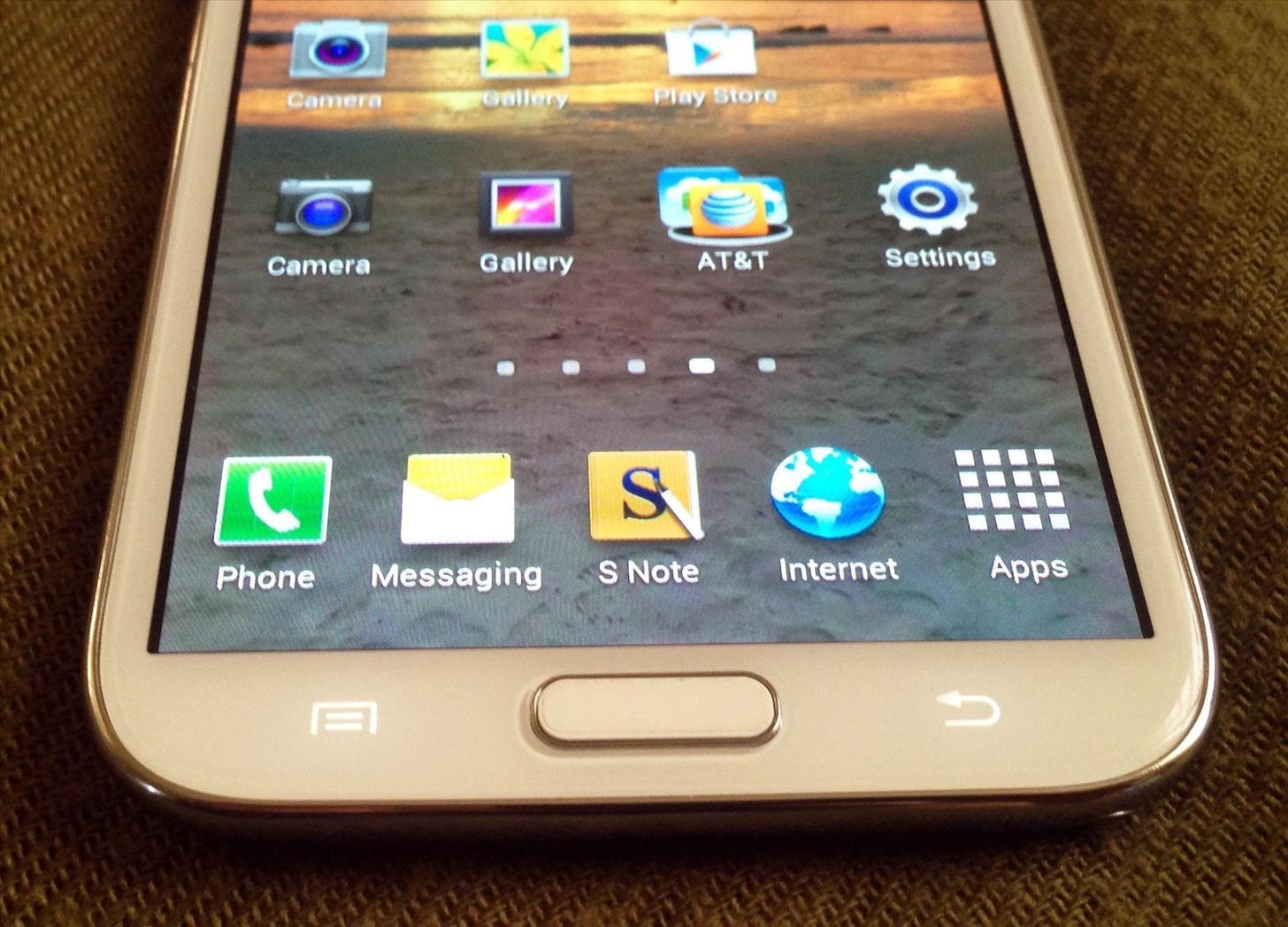 How to Swap the Menu & Back Buttons on Your Samsung Galaxy Note 2 for Easier Left-Handed Navigation