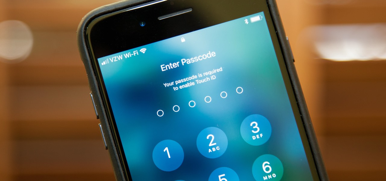 Quickly Disable Touch ID on Your iPhone in iOS 11 for Extra Security