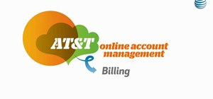 Manage your phone bill with AT&T Online Account Management
