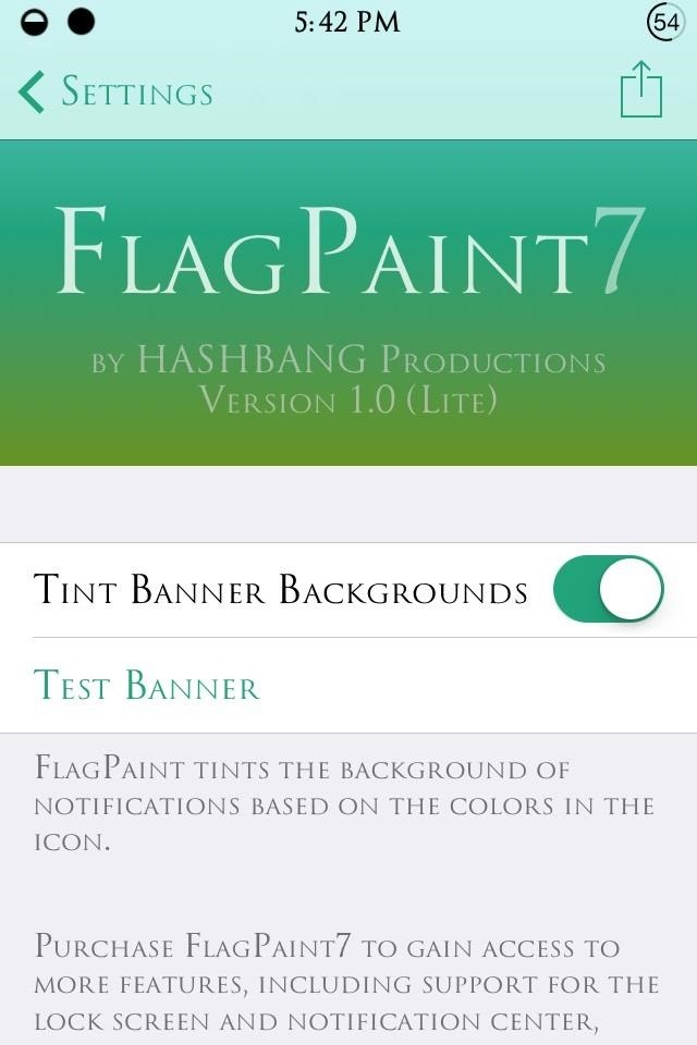 Give Your iPhone's Banner Alerts More Color to Identify Notification Types Faster