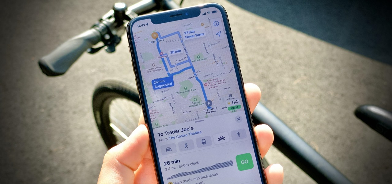16 New Apple Maps Features for iPhone in iOS 14, Including Cycling Routes,  New Widgets & City Guides « iOS & iPhone :: Gadget Hacks