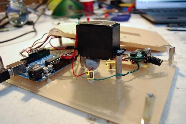 Unlock Your Front Door Without Keys Using This DIY Keyfob Entry System