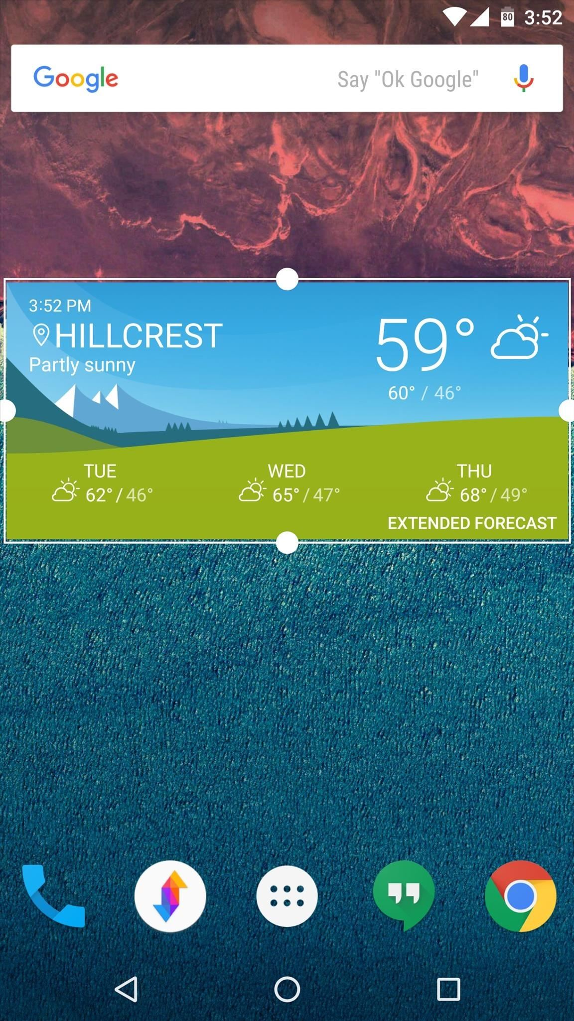 Frog Weather Apps
