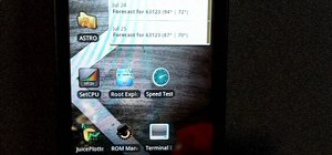 Root the Motorola Droid X smartphone without ADB