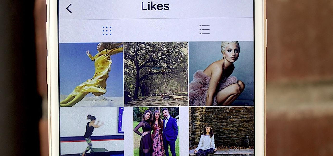 How to View All the Posts You've Ever Liked on Instagram
