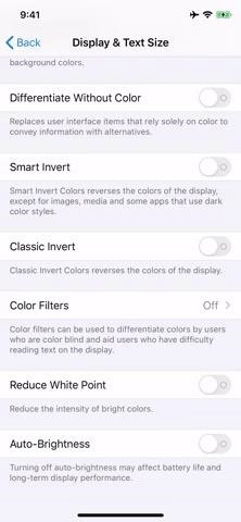 iPhone Too Bright at Night? Don't Just Use the Brightness Slider
