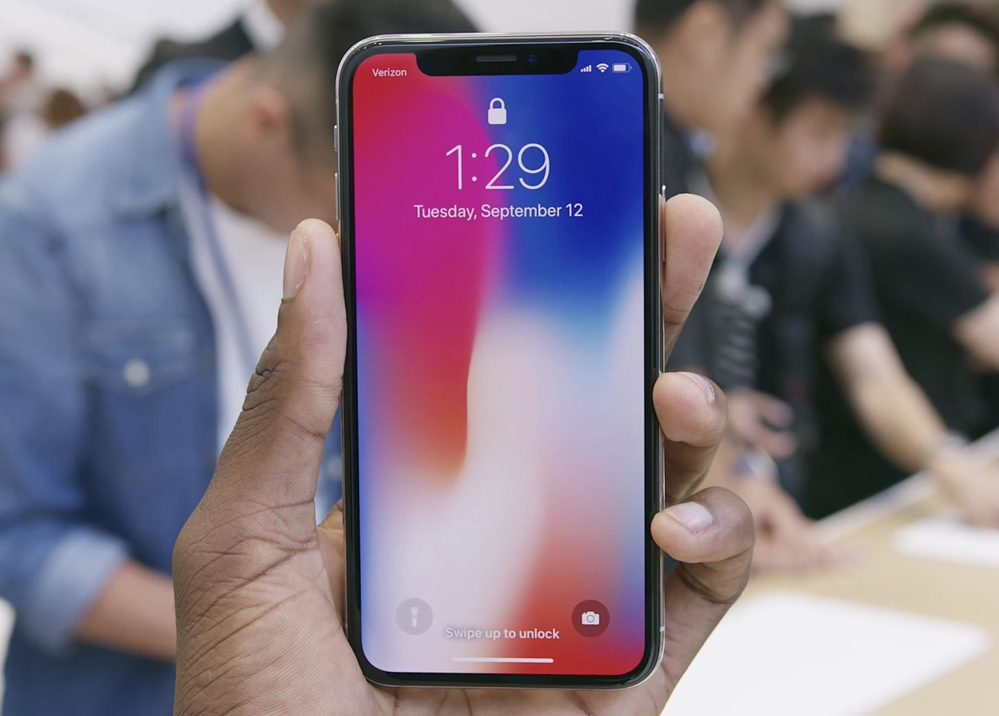 How to Open the Control Center on the iPhone X