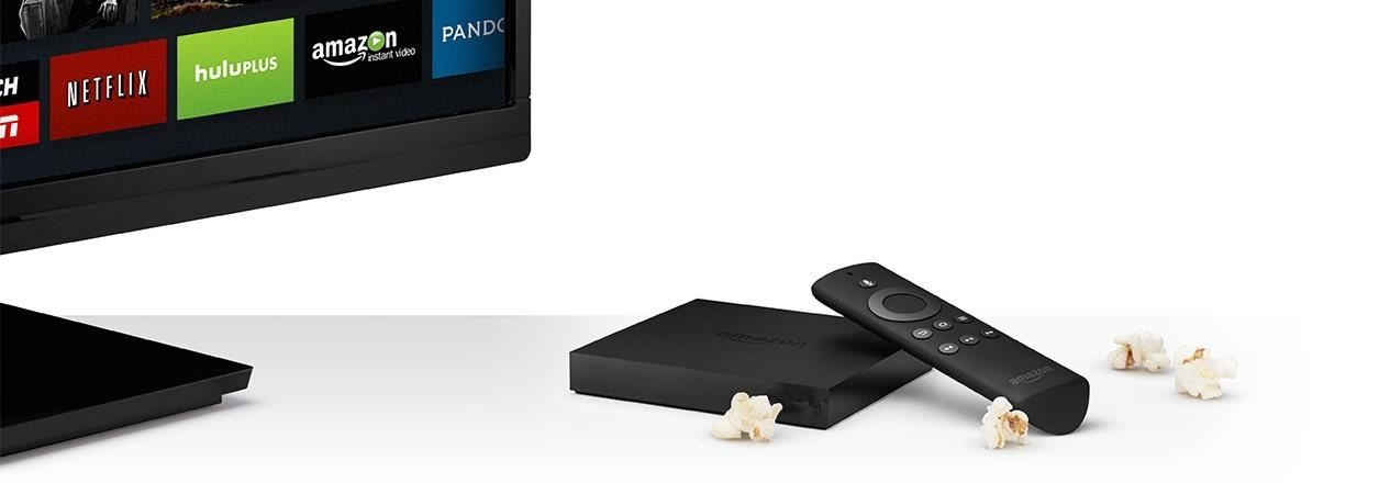 Amazon Launches Fire TV to Compete Against Apple TV, Chromecast, & Roku