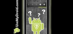 Control power consumption on DROID smartphones