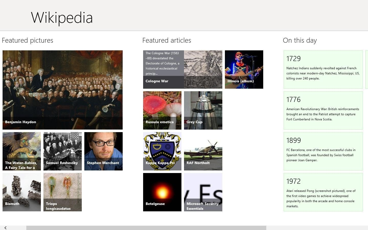 The Top 8 Free News and Information Apps in the Windows Store
