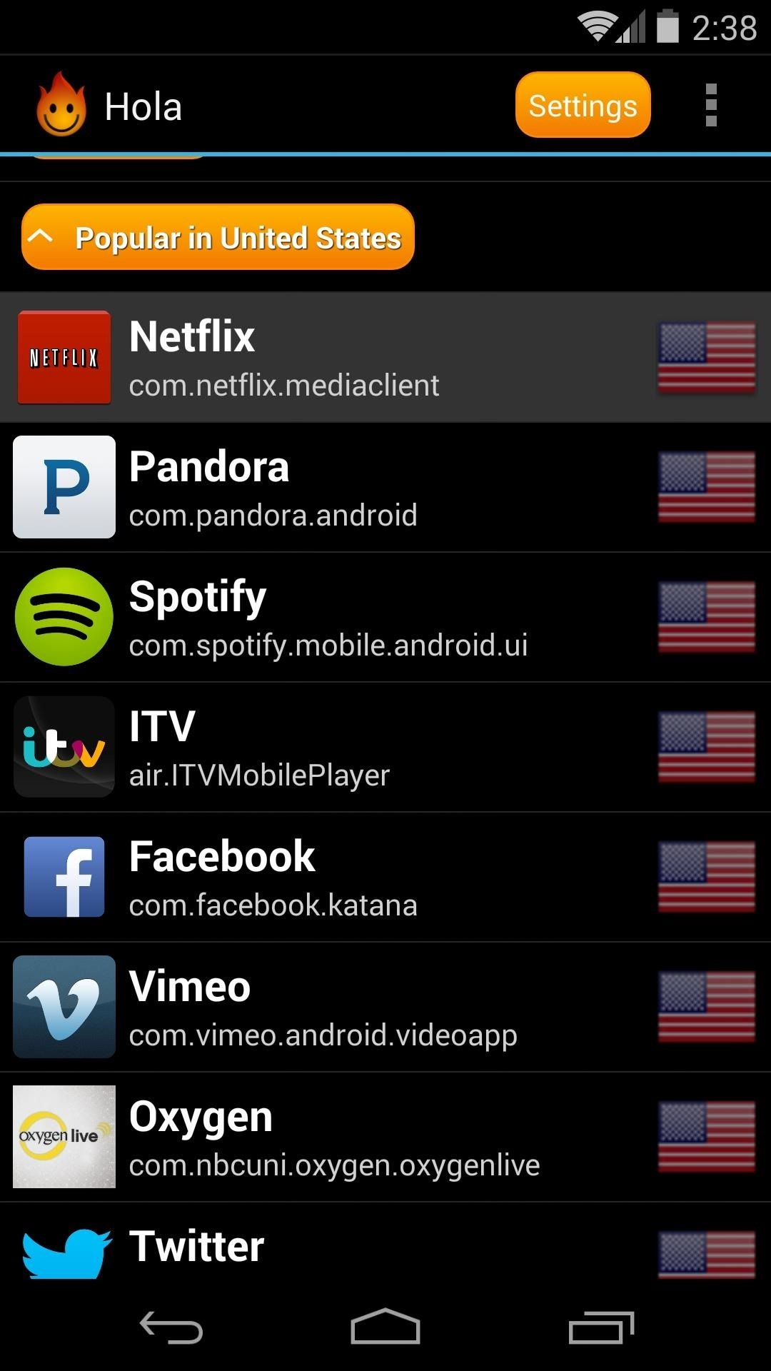 How to Fool Netflix into Letting You Watch All Region-Locked Videos on Your Nexus 5