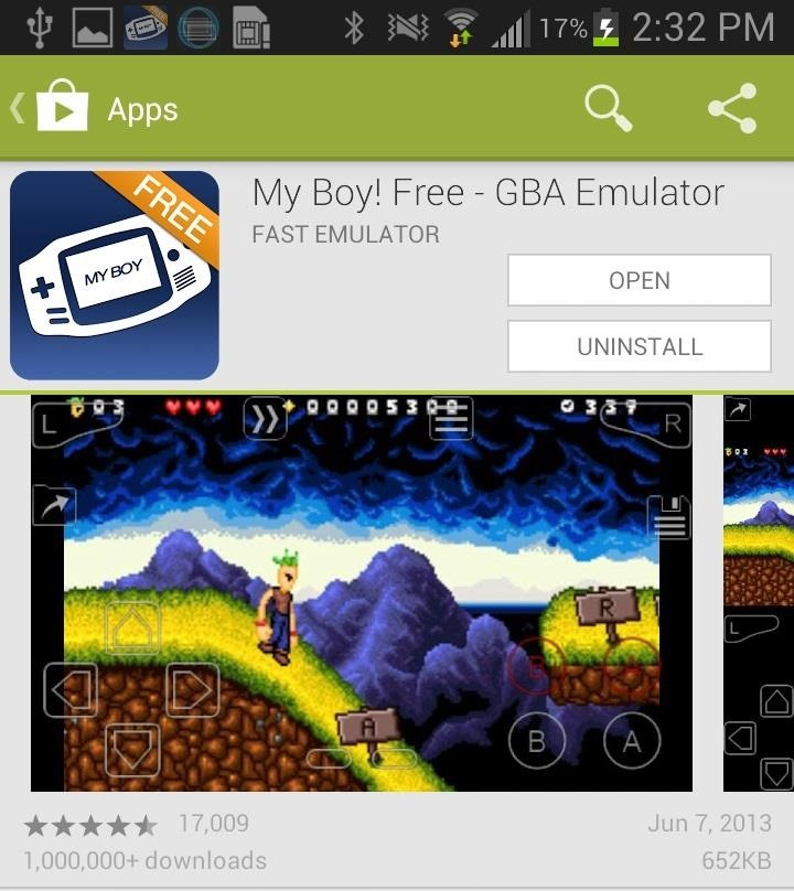 How to Play Game Boy Advance (GBA) Games on Your Samsung Galaxy Note 2