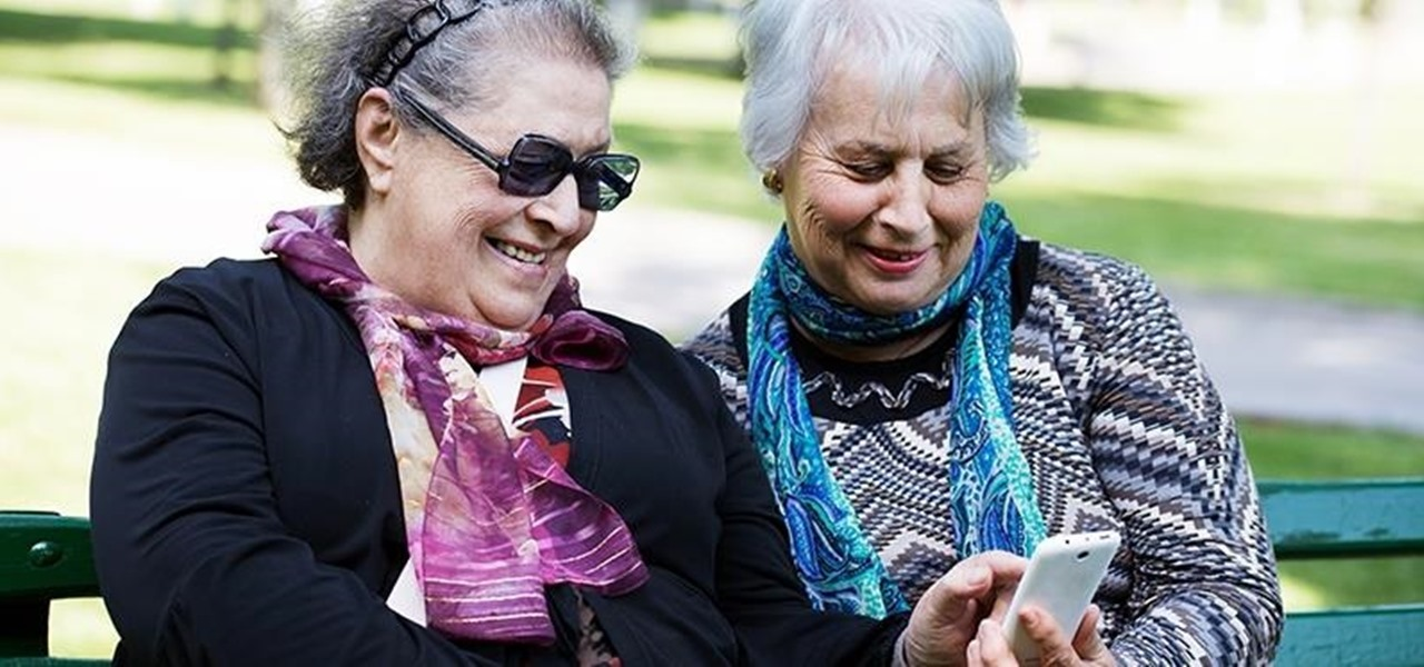 Make an Android Phone or Tablet Grandma-Friendly