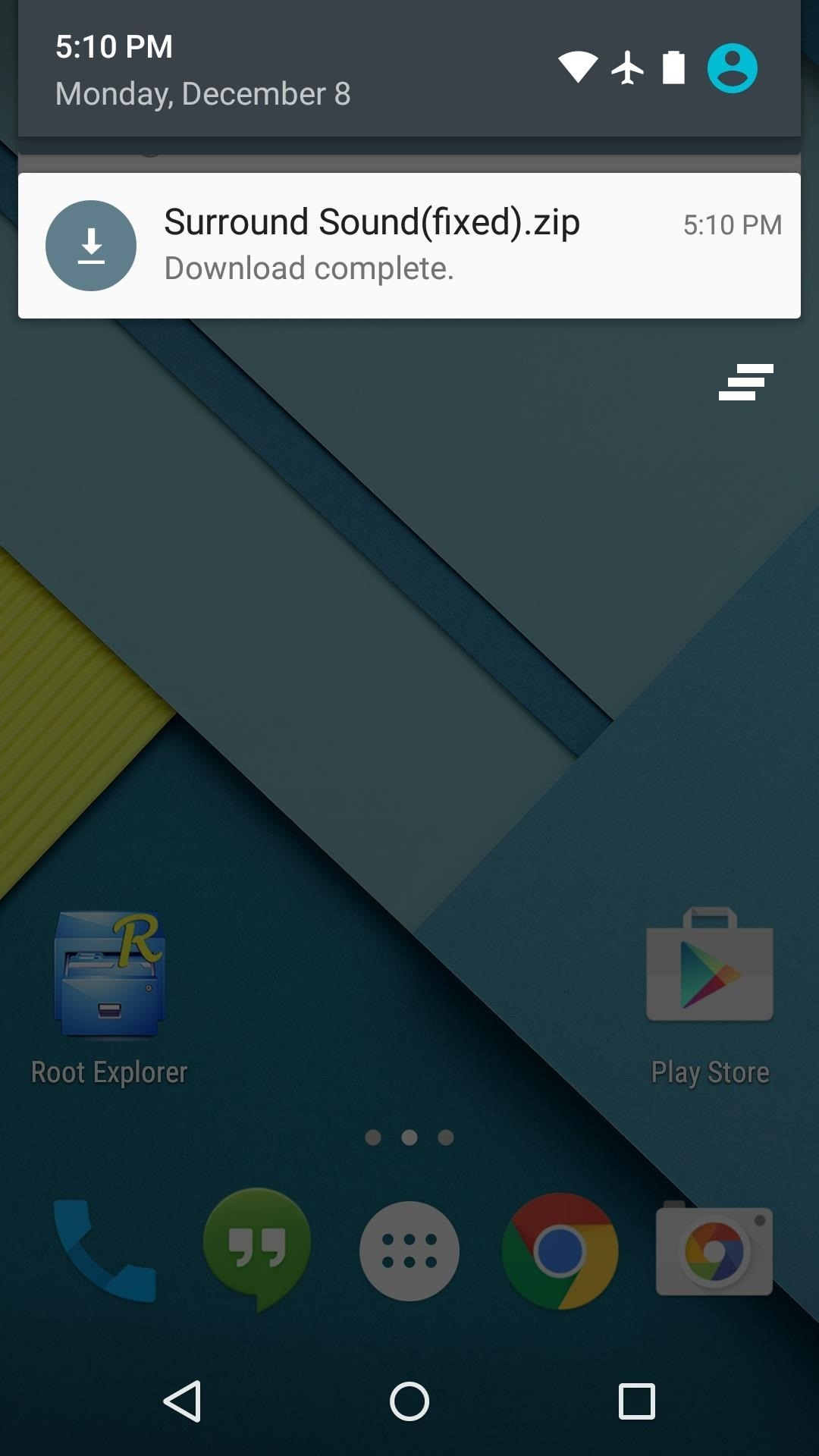 How to Enable Stereo Sound on Your Nexus 5