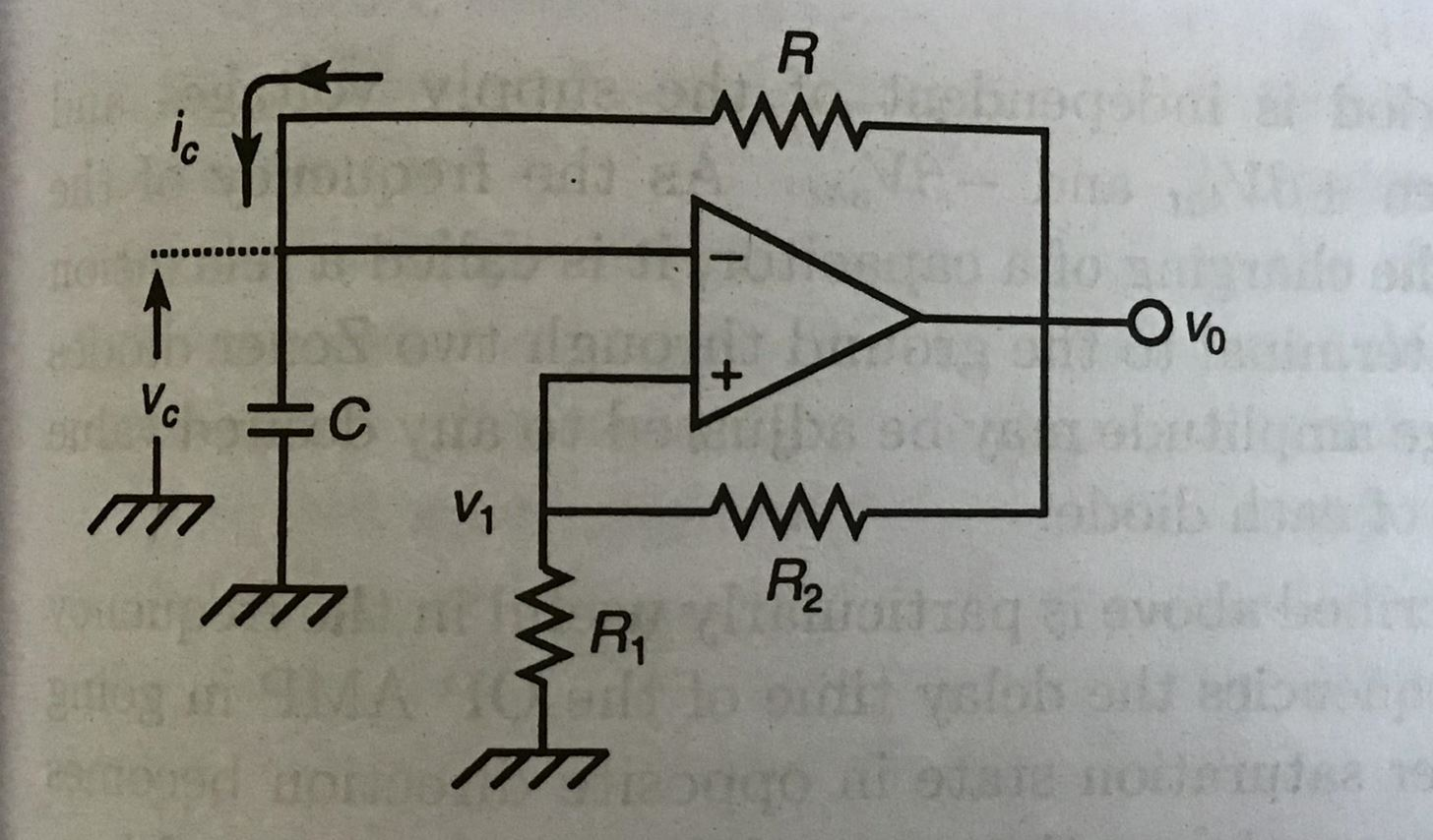 How to - Make Flashing LED Using Op-Amp