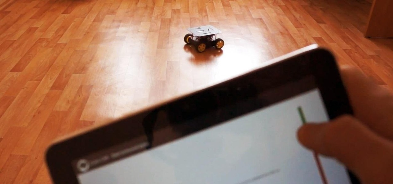 New to Arduino? Start with This Simple RC Car Controlled by Your Android Device
