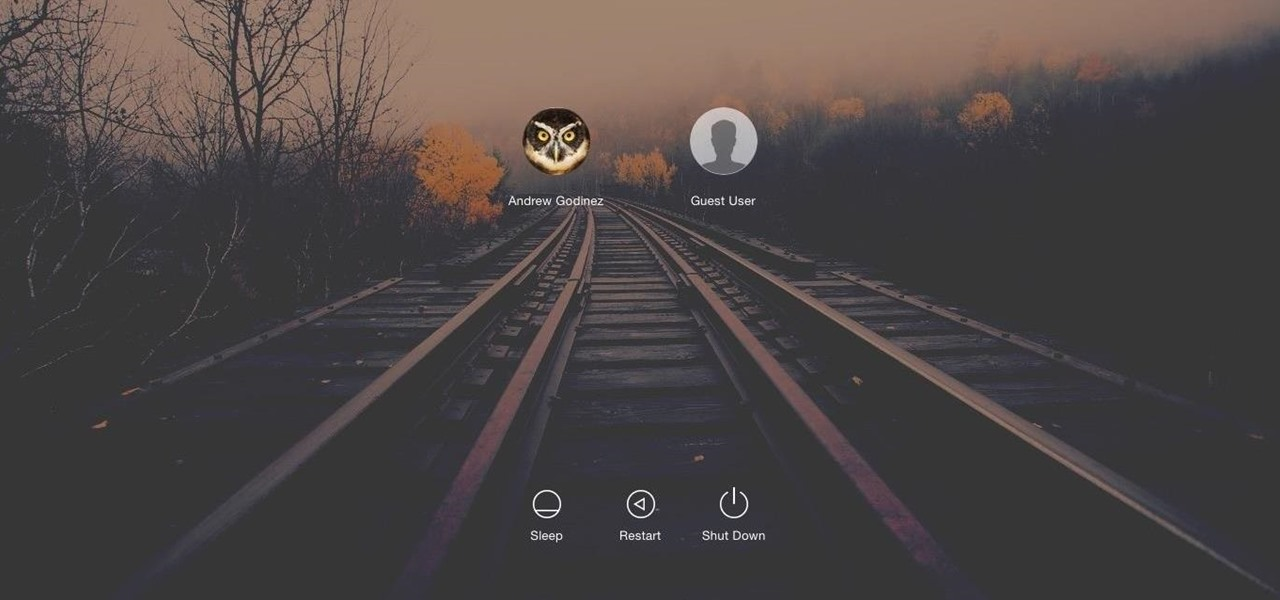 Customize the Login Window Background on Your Mac