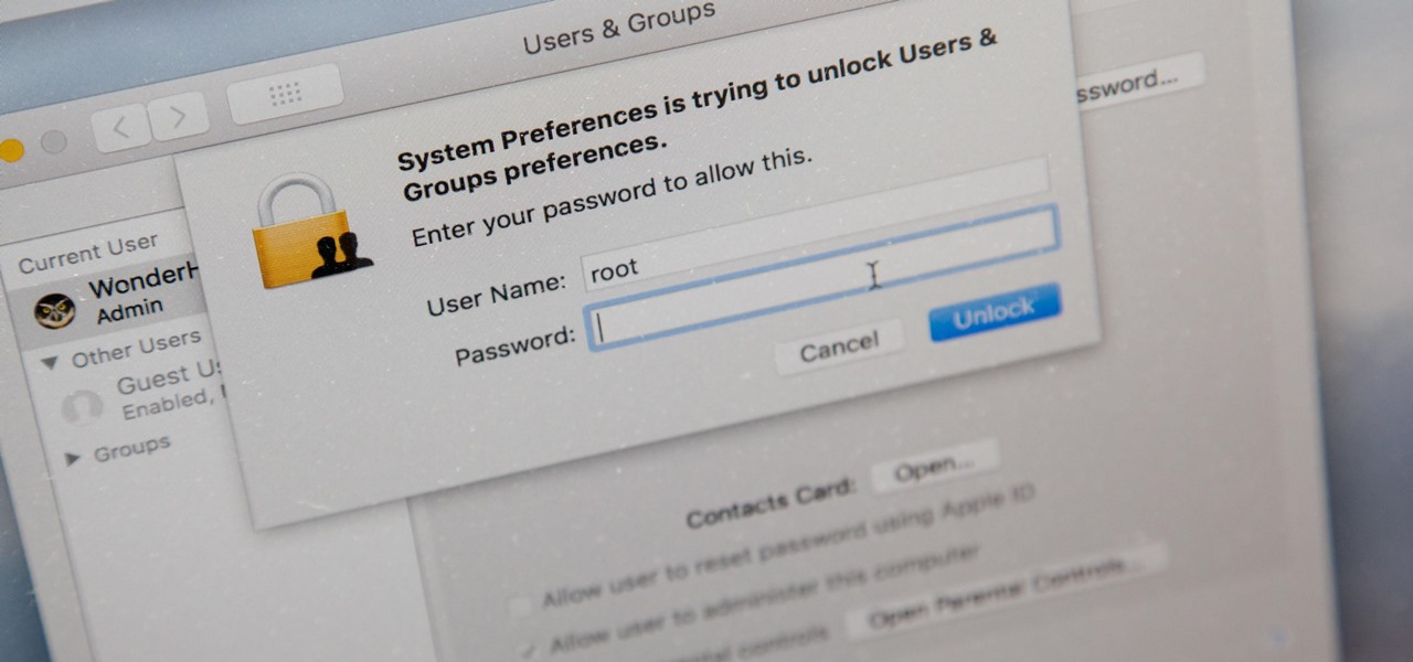 Protect Yourself from macOS High Sierra's Glaring Empty-Password Security Flaw
