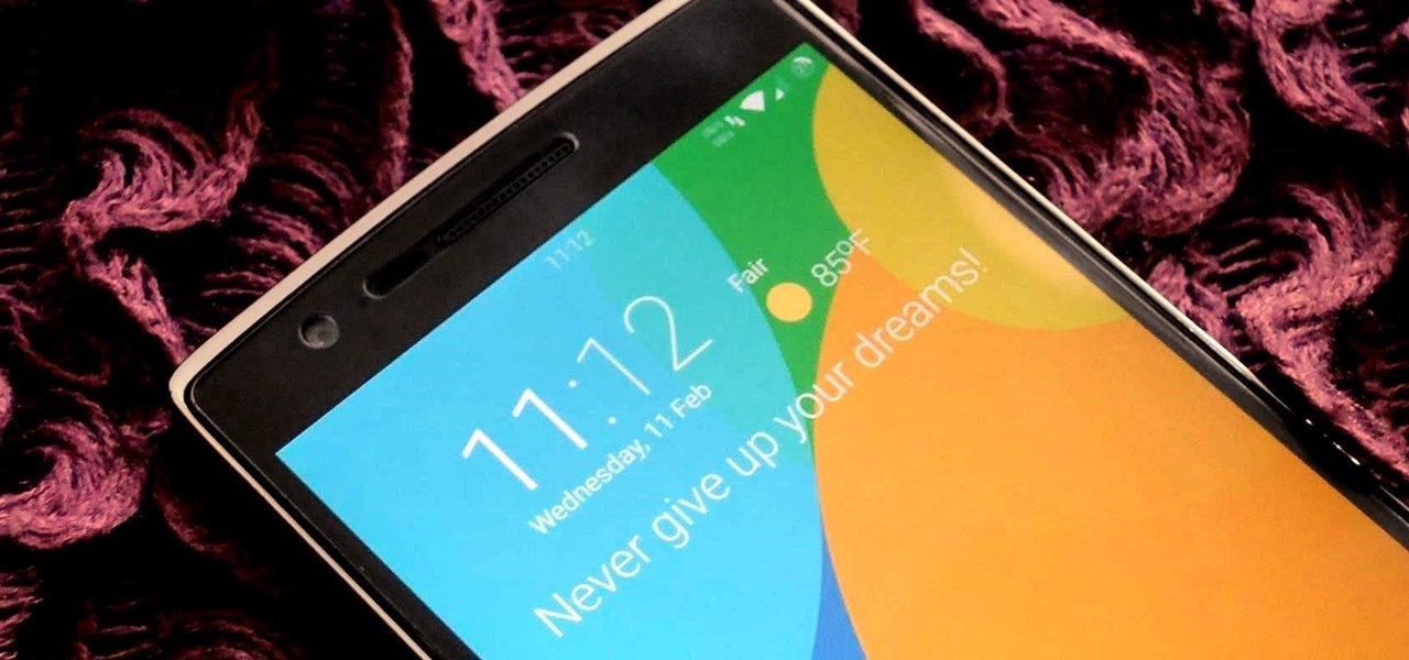 Get Back Lock Screen Customization in Android Lollipop