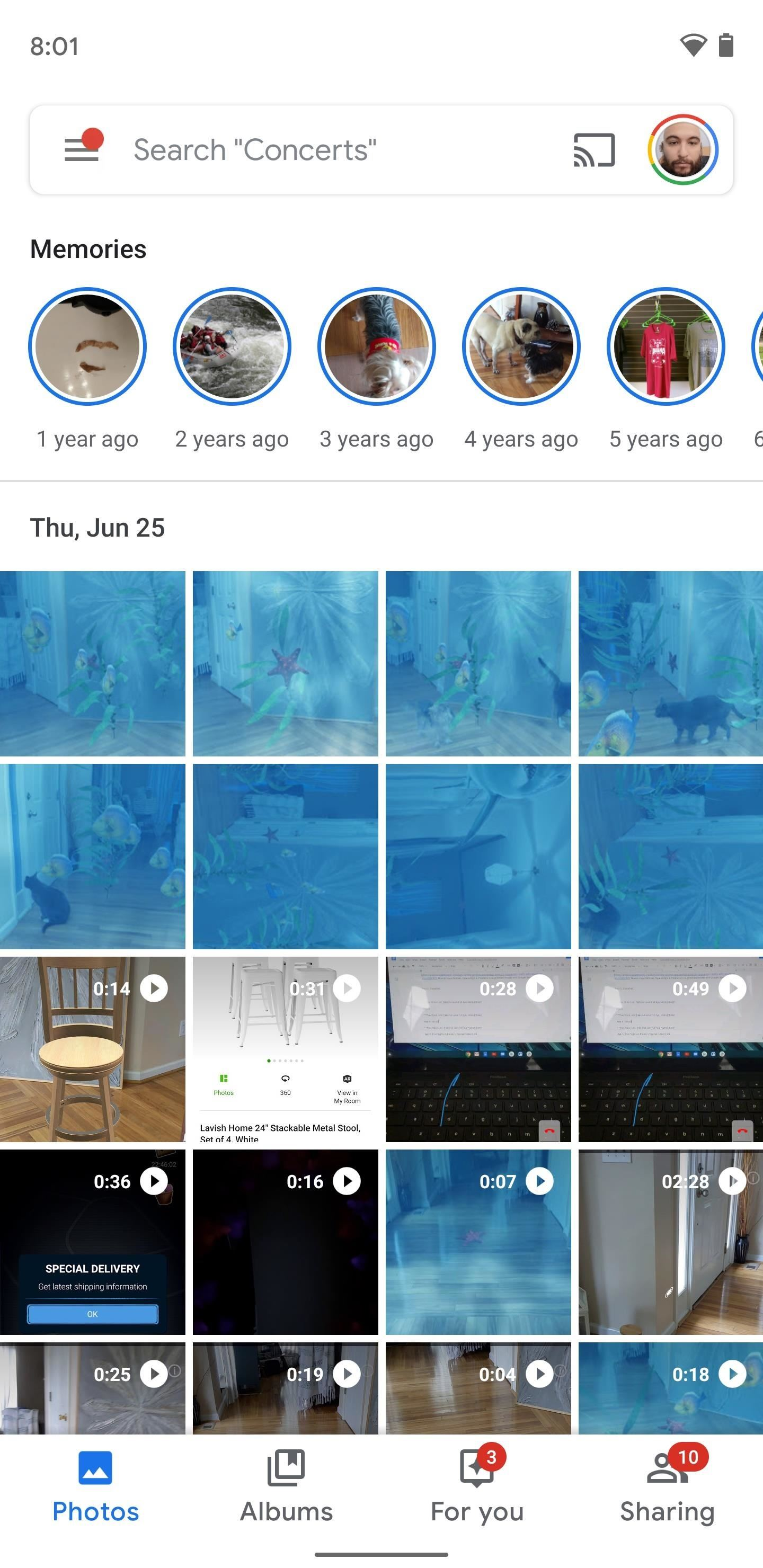 How to See All the Pictures You've Taken with an Interactive Heat Map in Google Photos