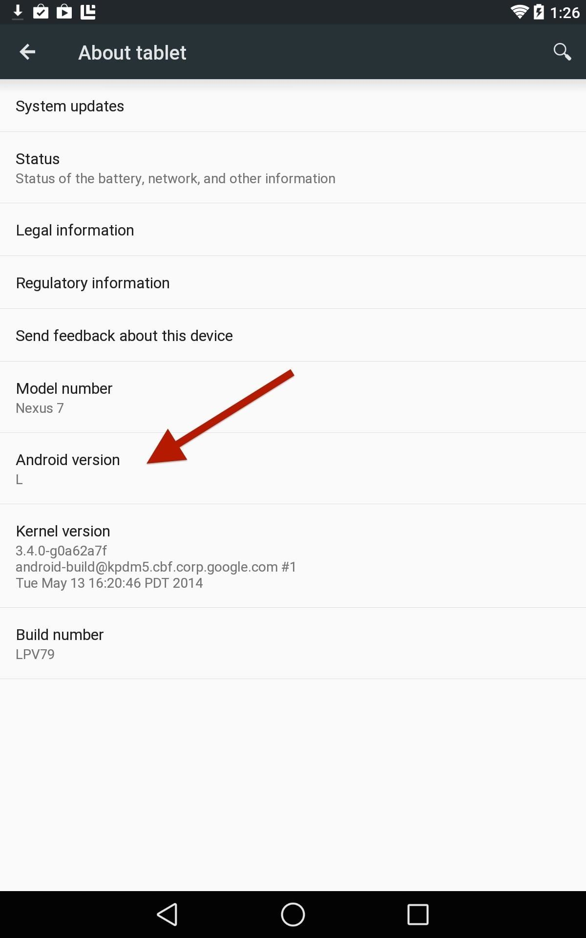 How to Install Android L on Your Nexus (Fastboot Method)