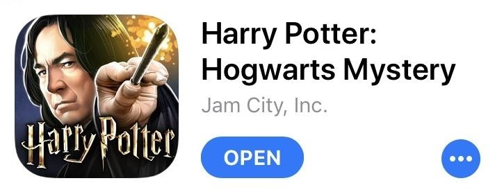 You Can Play Harry Potter Hogwarts Mystery on Your iPhone Right Now — Here's How