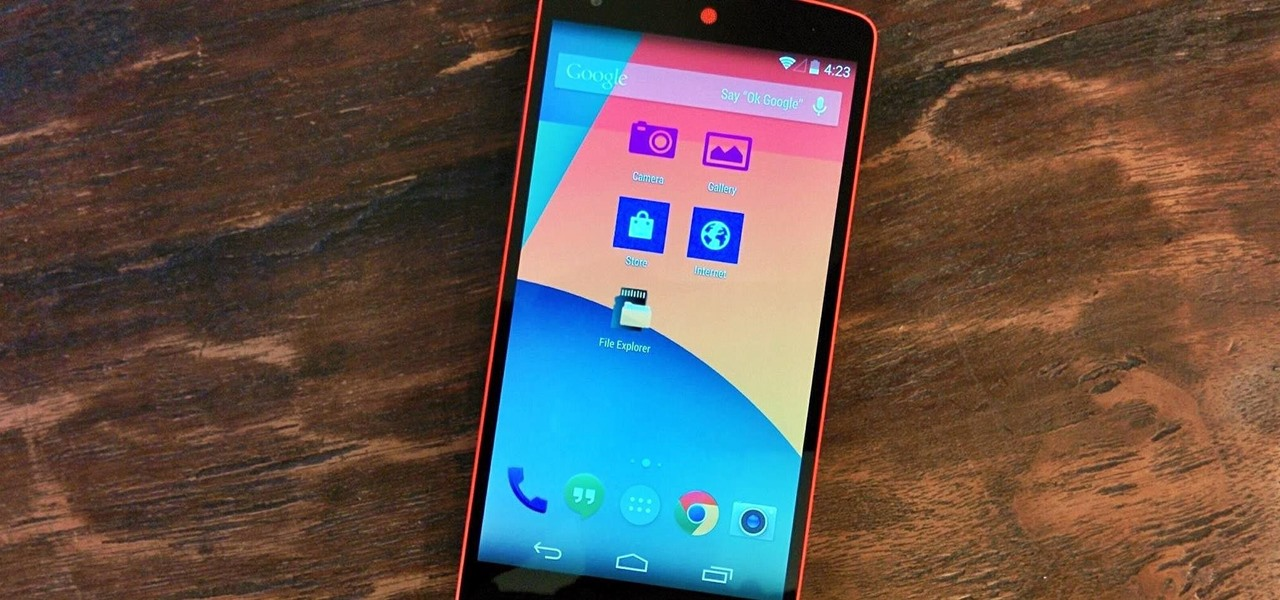 Get the Exclusive Nokia X Browser, Camera, Ringtones, & More on Your Nexus 5