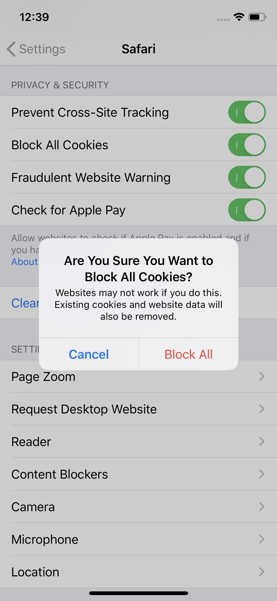 24 Safari Privacy Settings You Need to Check on Your iPhone