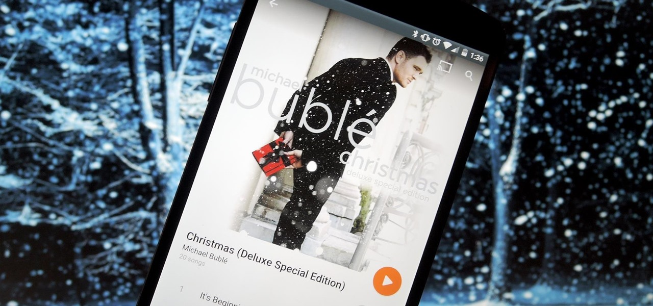 Michael Bublé's Christmas Deluxe Special Edition Album