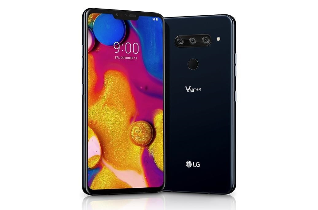The LG V40 ThinQ Goes Official — 5 Cameras, 1 Notch & a Laundry List of Top-Tier Specs