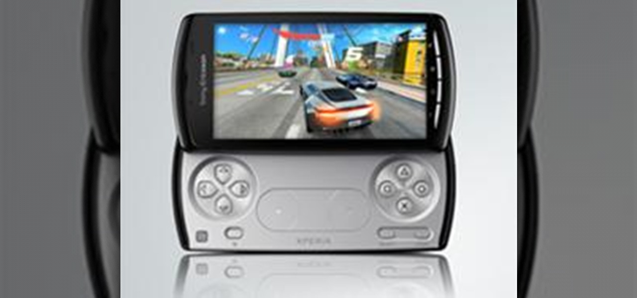 How to Design Xperia PLAY Apps and Games (Official Sony Ericsson