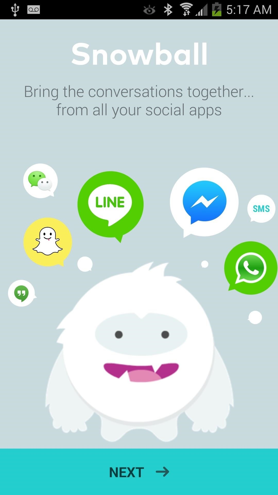 Create One Inbox for All Your Instant Messaging Apps on Android