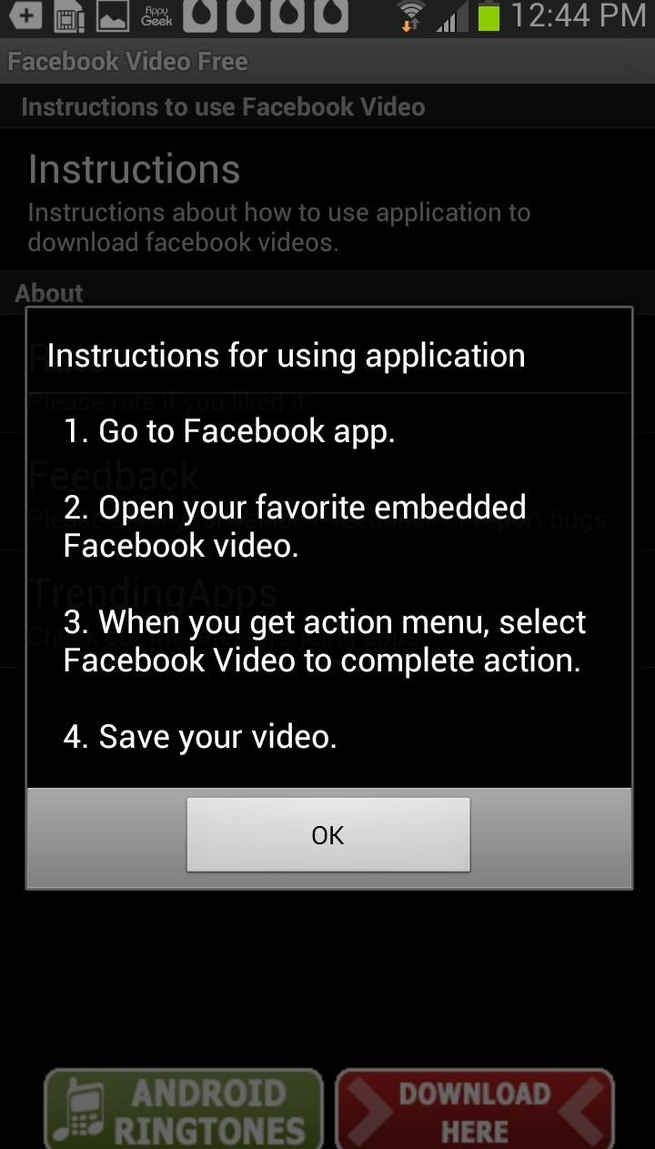 How to Download Any Video from Facebook onto Your Samsung