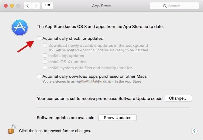 How to Disable Annoying Software Update Notifications on