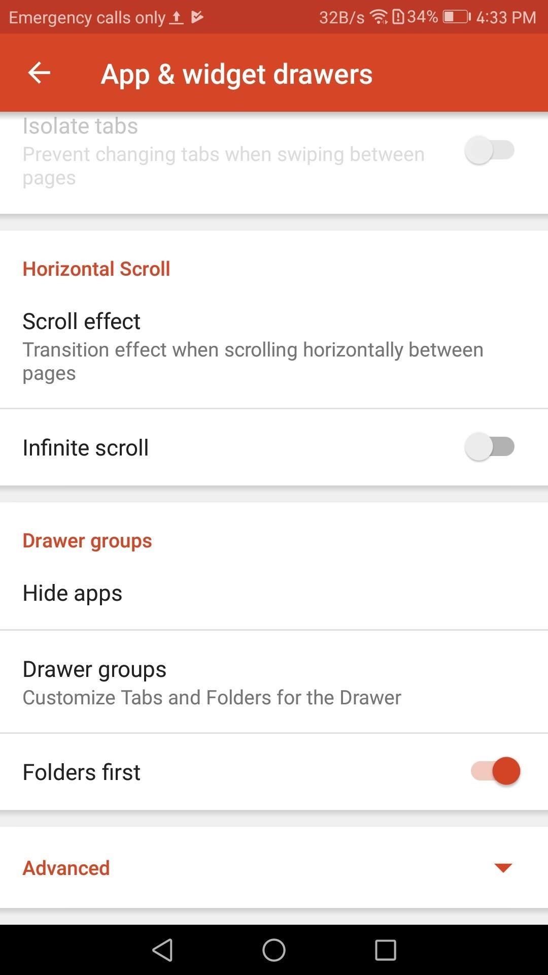 Nova Launcher 101: How to Hide Apps to Remove Icons & Free Up Space in Your App Drawer
