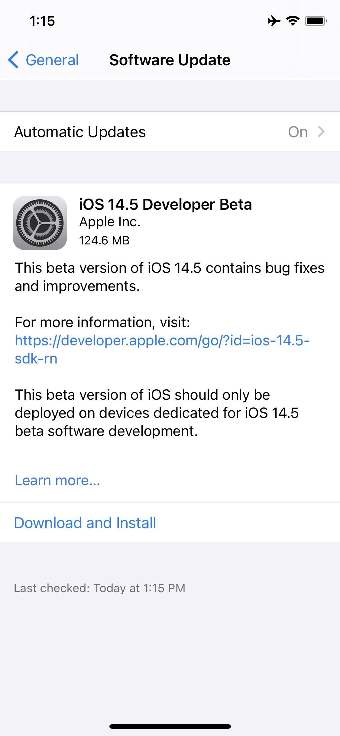 Apple Releases First iOS 14.5 Developer Beta for iPhone, Adds Support for Xbox Series X & PS5 DualSense Controllersc