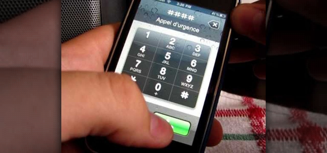 How To Unlock My Old Iphone 3gs