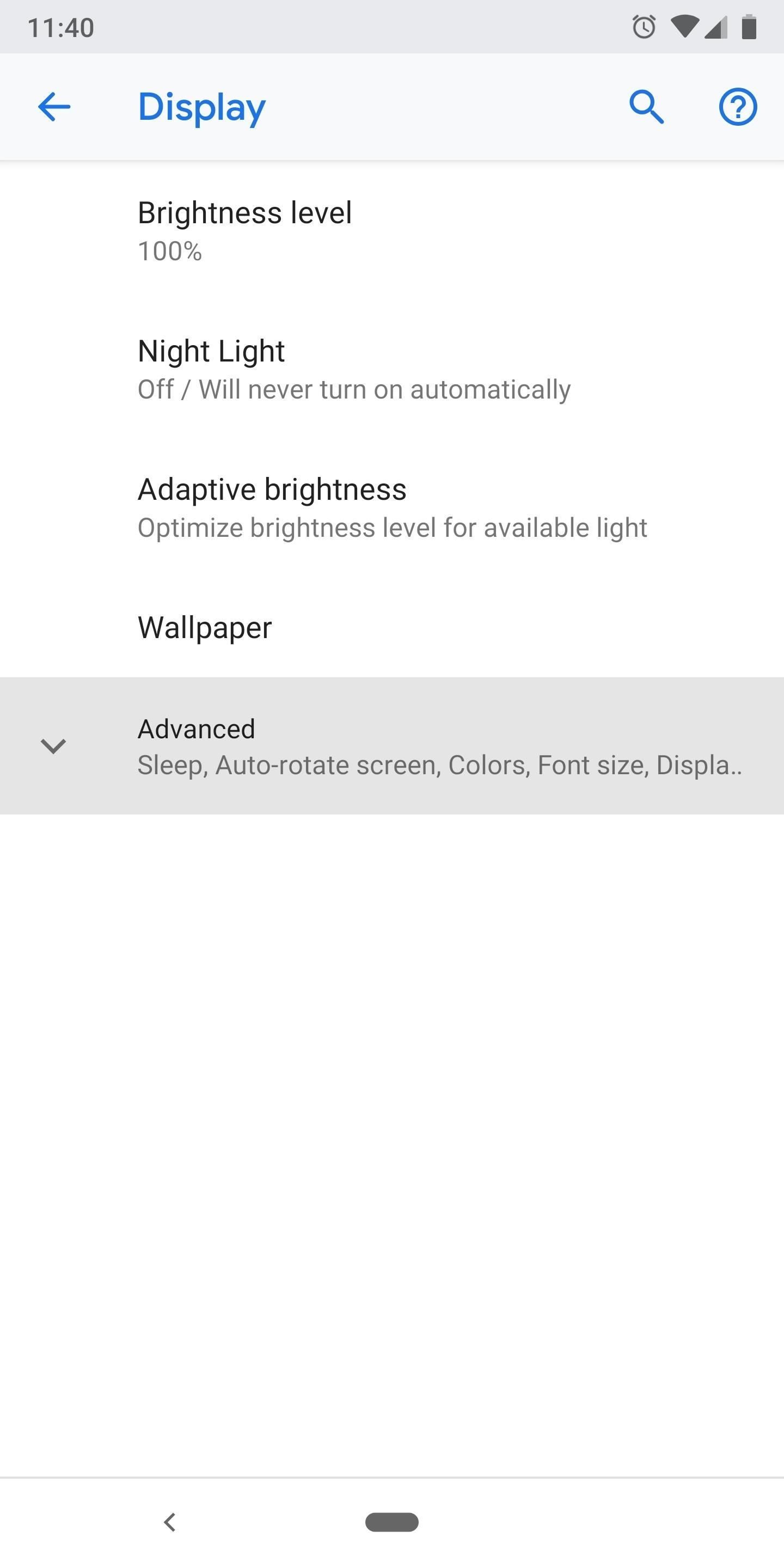 android how to set dark theme