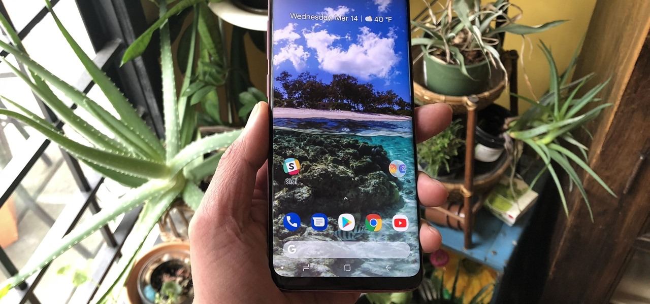 How to Turn Your Galaxy S9 into a Google Pixel « Android :: Gadget Hacks