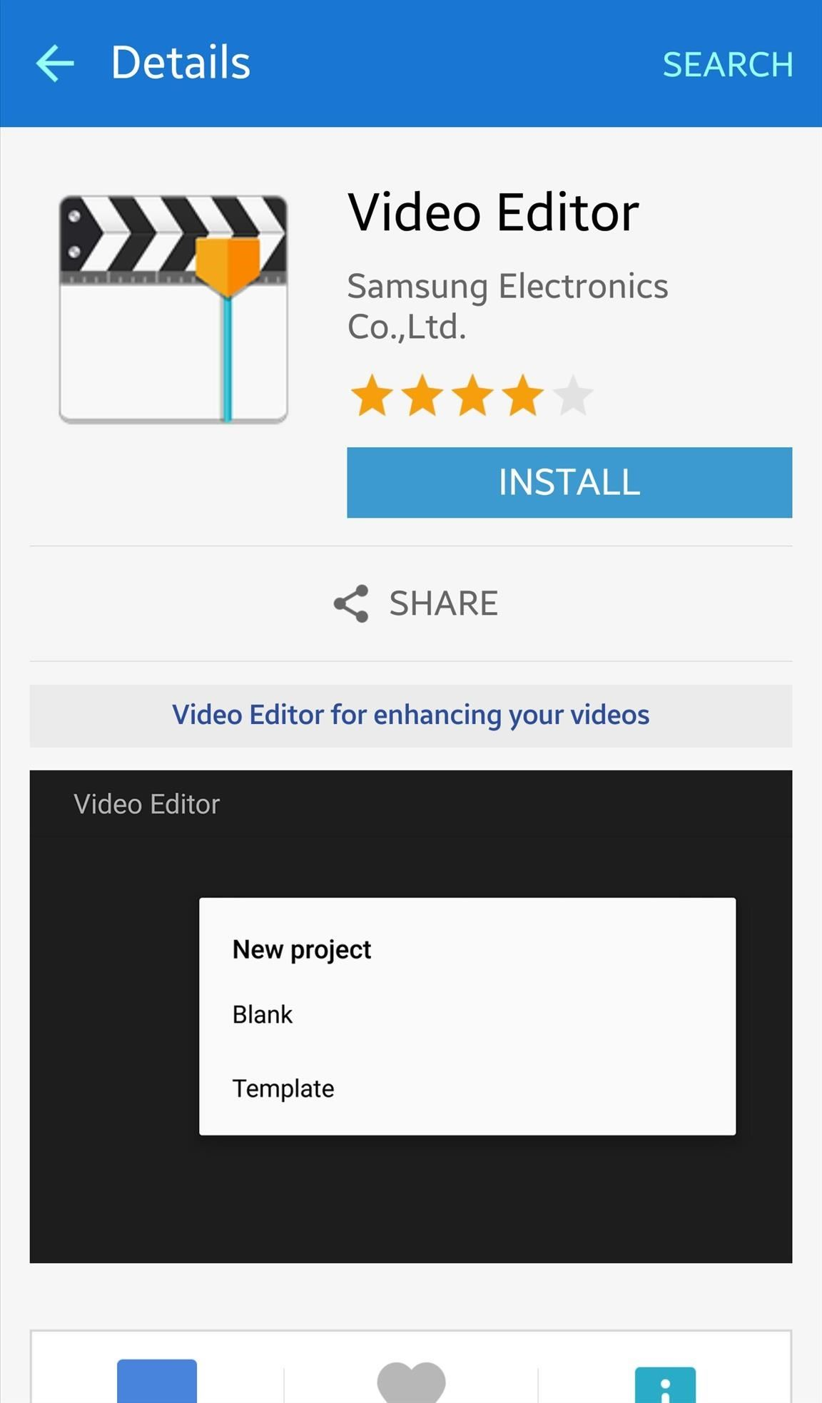 How to Use Samsung's Hidden Video Editor on Any Galaxy Device