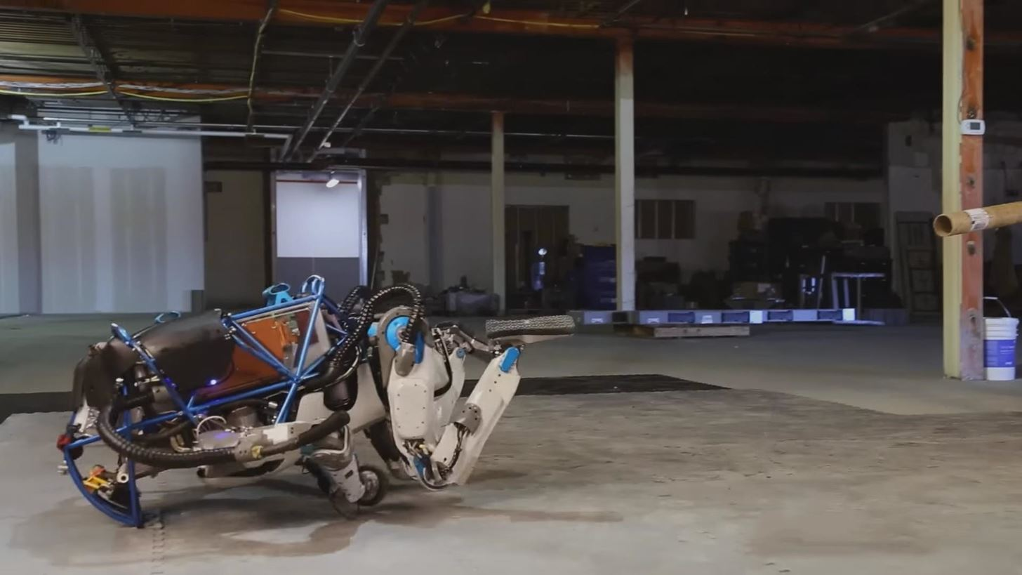 The People at Boston Dynamics Are Going to Kill Us All