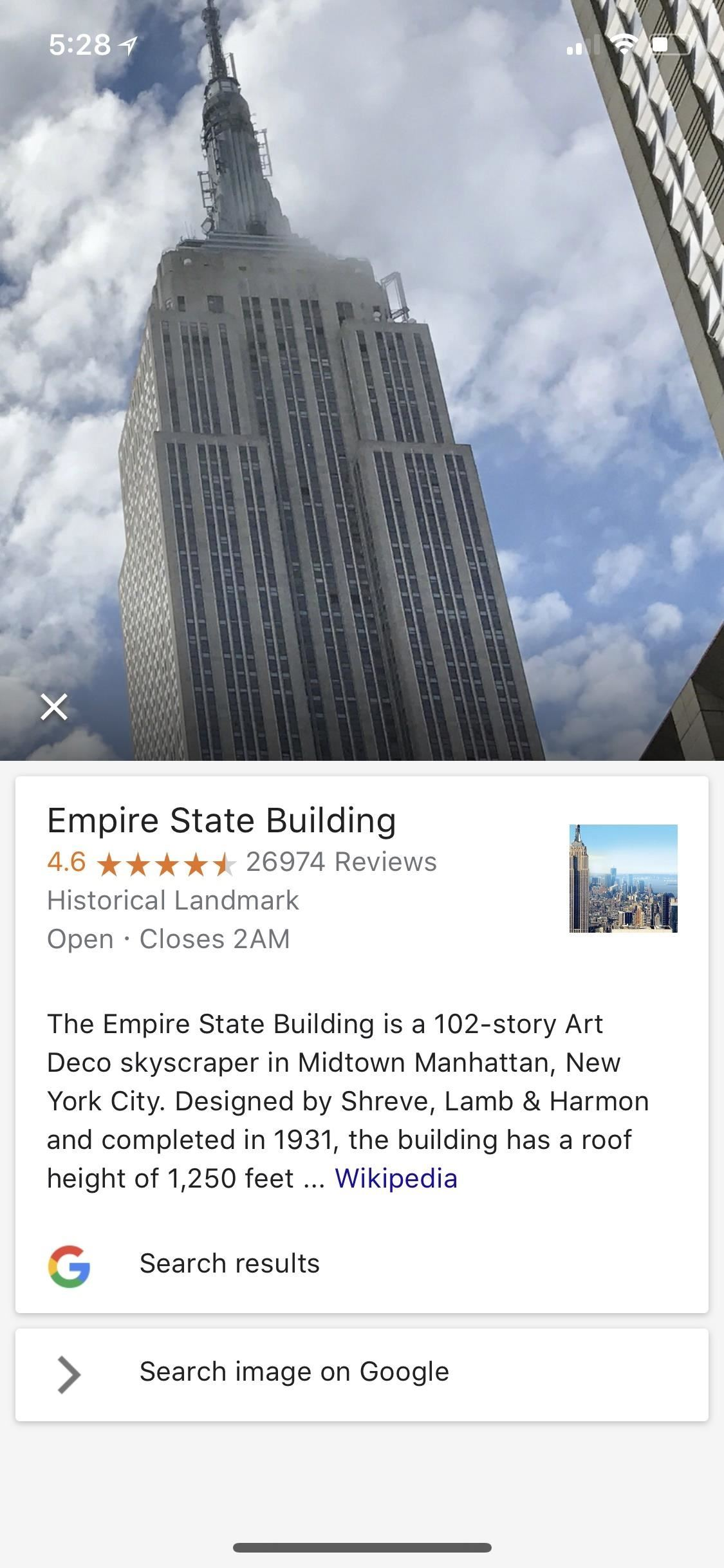 Google Photos 101: How to Use Google Lens to Identify Landmarks in Your Images
