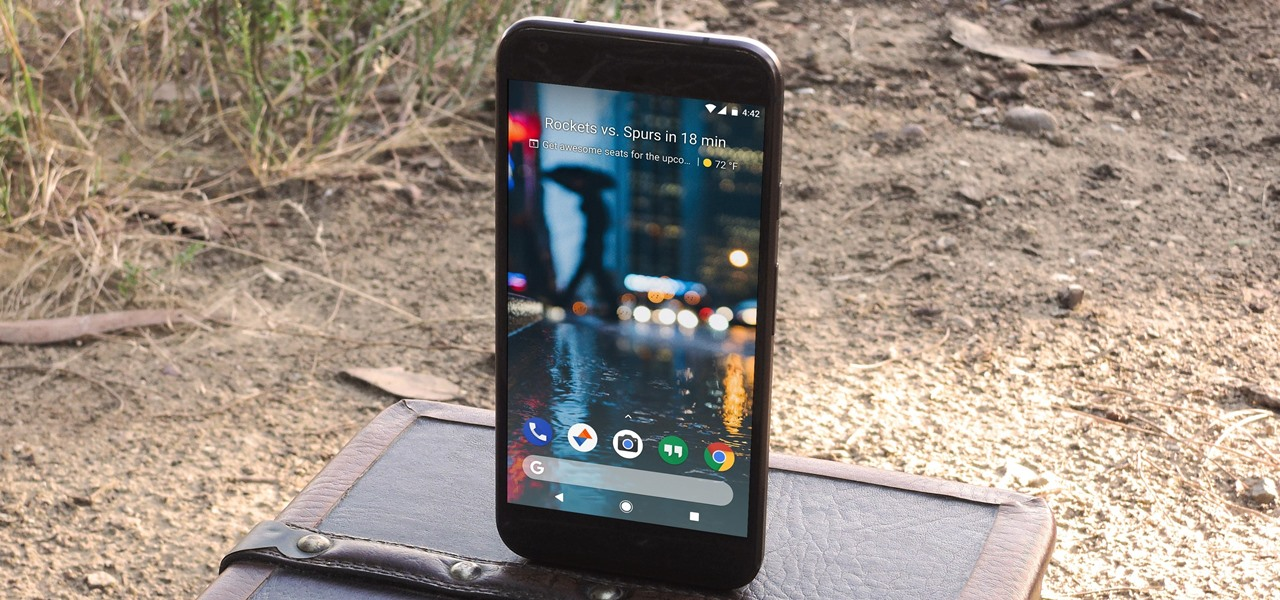 Get the Pixel 2 Launcher with the Bottom Search Bar & Google Now