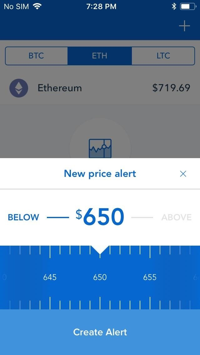 Coinbase 101: How to Enable Price Alerts to Buy or Sell at